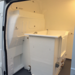 Pro Dog Baths Van Conversion